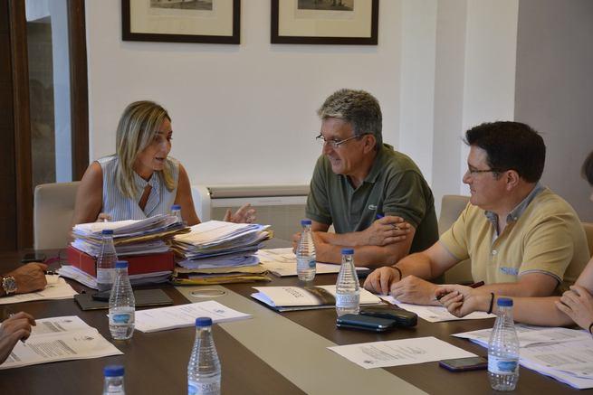 Licitadas las obras de acondicionamiento del Parque Río Miño, en el Polígono, y el paseo peatonal Arroyo del Aserradero por 340.000 euros