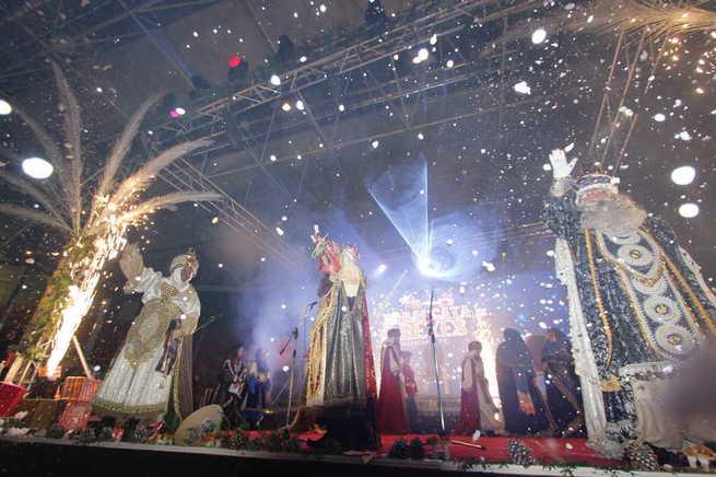 Illescas se prepara para la llegada de sus Majestades los Reyes de Oriente