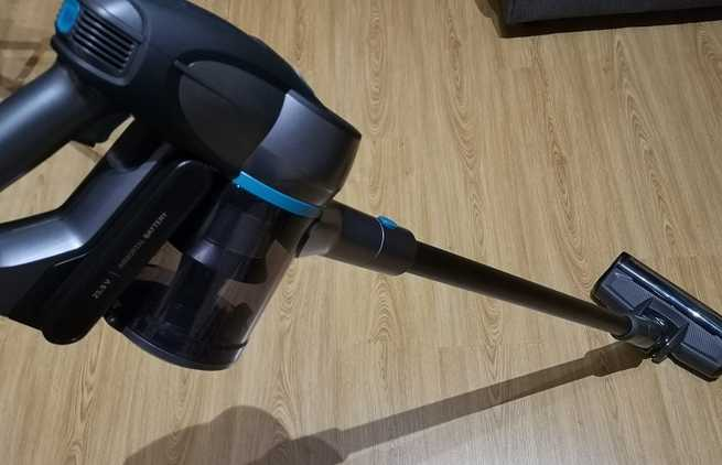 Deja a un lado lo tradicional: Aspiradora sin cable