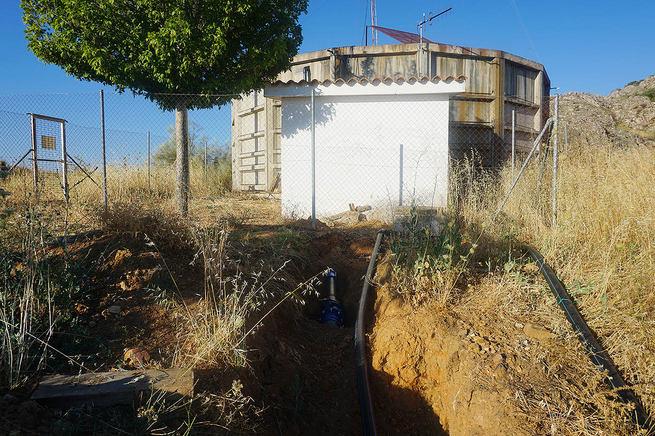 Solucionados los cortes de agua en Brazatortas