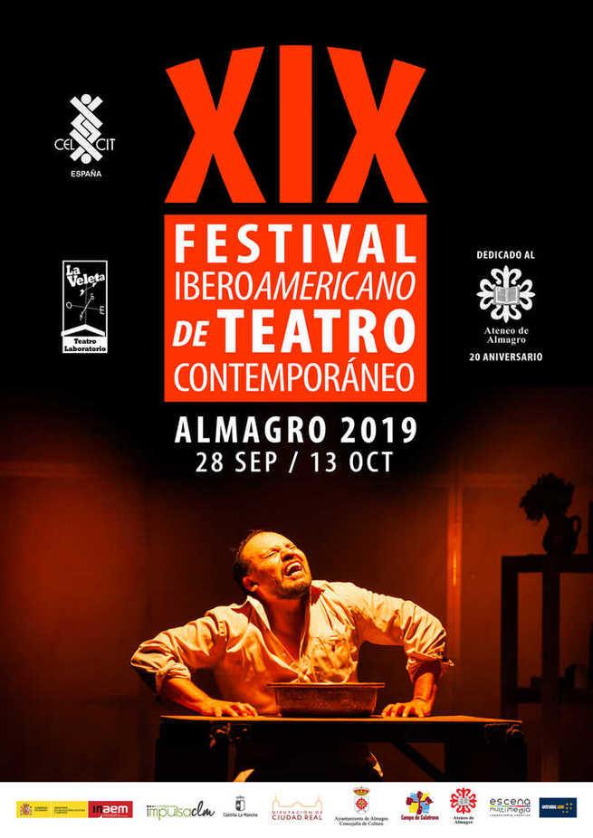 María Luisa Merlo y Jesús Cisneros inaugurarán en Almagro el 19º Festival Iberoamericano de Teatro Contemporáneo, este sábado 28 de septiembre
