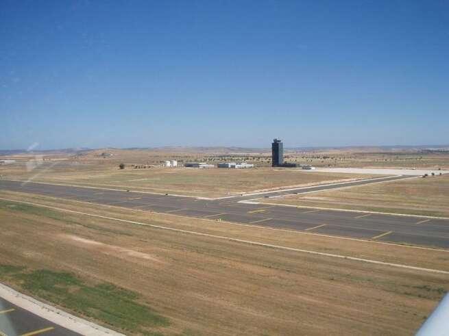 Imagen: Tzaneen Internacional compra el Aeropuerto de Ciudad Real por 10.000 euros