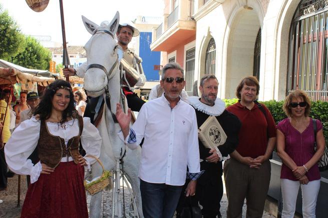 Ciudad Real registra un aumento del turismo y de creación de empleo en el año de celebración del IV Centenario de la muerte de Cervantes