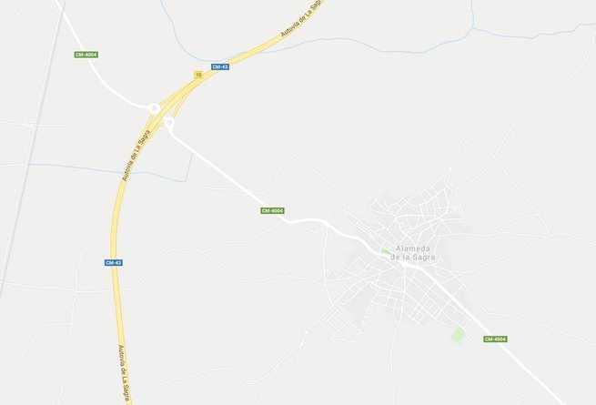 Fallece un ciclista en Alameda de la Sagra (Toledo), al ser arrollado por un turismo