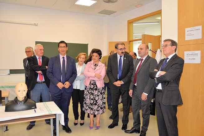 La Facultad de Medicina de Ciudad Real amplía sus instalaciones para la mejora de la docencia y la investigación