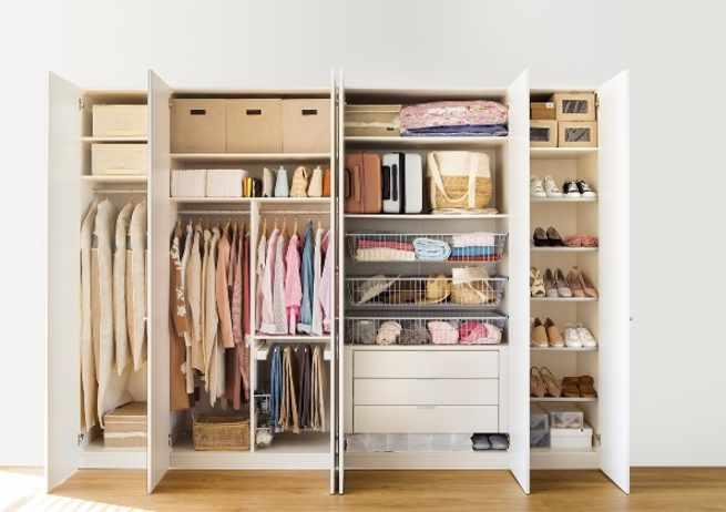 Consejos para cambiar tu armario sin gastar mucho dinero - Programa para amueblar casa ...