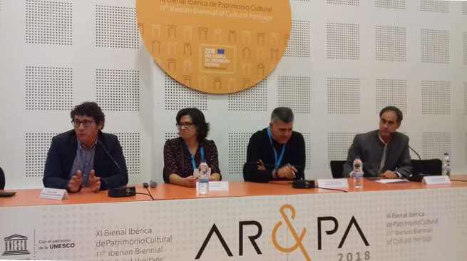 El Ayuntamiento de Cuenca participa en 'AR&PA 2018: XI Bienal Ibérica de Patrimonio Cultural'