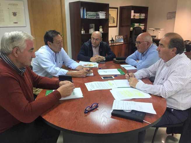 ASAJA Ciudad Real inicia ronda de contactos con los partidos políticos para trasladarles las necesidades del sector