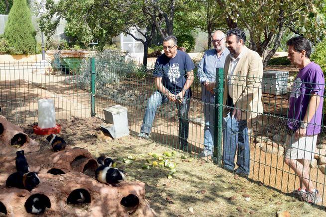 El Plan de Acondicionamiento del Aula de la Naturaleza de Azuqueca prepara la instalación para el nuevo curso