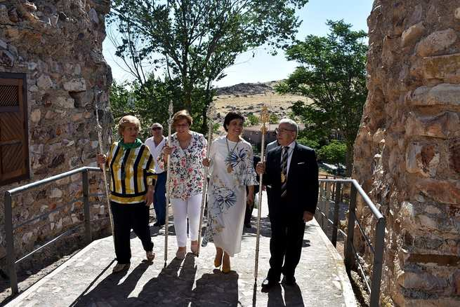 """Pilar Zamora: """"Mucho de lo que somos comienza en el Cerro de Alarcos"""""""