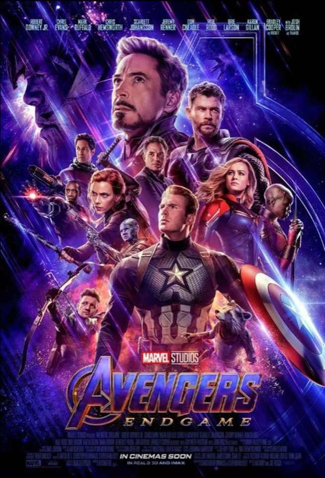 "Nuevo trailer ""Vengadores: Endgame"""
