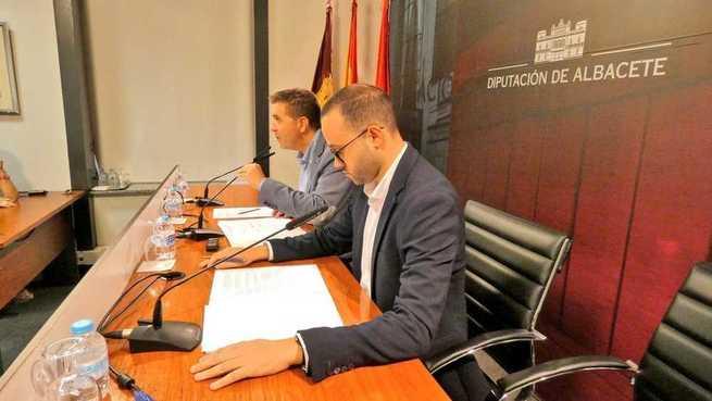 Diputación de Albacete pone cerca de 220.000 euros a disposición de las localidades afectadas por la DANA