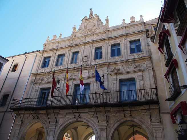 Se prevé la finalización de las obras del parking de Astrana Marín en Cuenca para el mes de junio