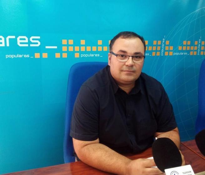 Imagen: El PP tilda de irresponsable y mentiroso al alcalde socialista de Villarrobledo