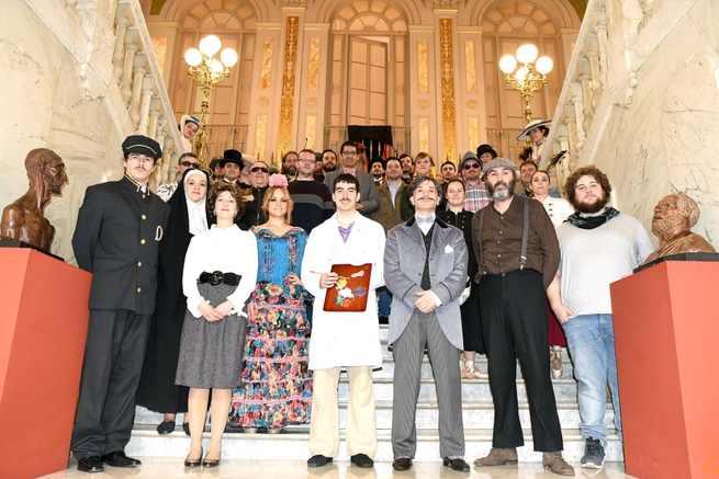 Catorce mil personas han conocido el Palacio Provincial y la función que cumple la Diputación de Ciudad real con teatro y música en directo