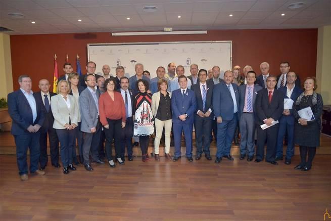 La Diputación de Ciudad Real apoyará con un millón de euros el compromiso de la Junta con el Medio Rural