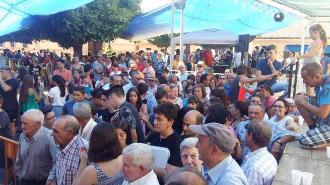 Alta participación y ambiente envidiable en las fiestas de El Torno en honor a la Virgen de Guadalupe