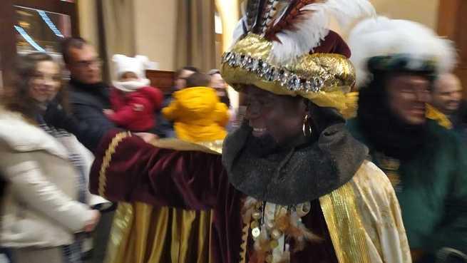La dura y emotiva historia que hizo posible al Rey Baltasar en Valdepeñas