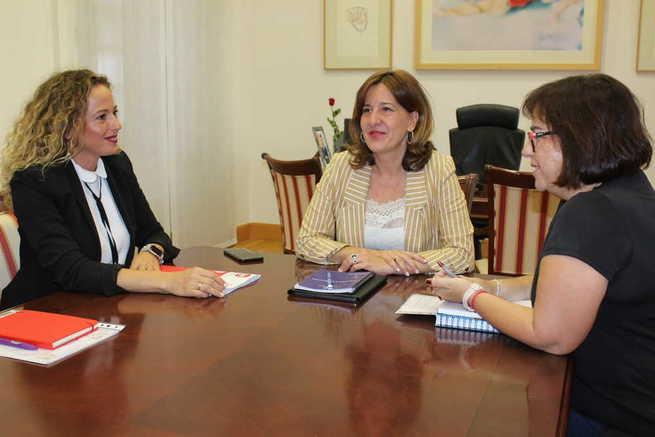 El Gobierno regional destaca la gran contribución de AJE Ciudad Real en materia de autoempleo, creación de empresas y emprendimiento