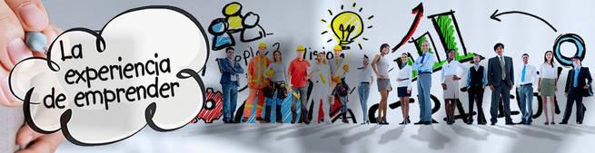 """Ponemos en marcha """"La Experiencia de Emprender"""", un nuevo espacio al servicio del emprendedor"""