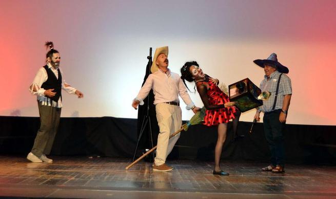 Imagen: Una gala cargada de humor, solidaridad y emoción abre el 3er Festival Internacional de Cine de Calzada de Calatrava