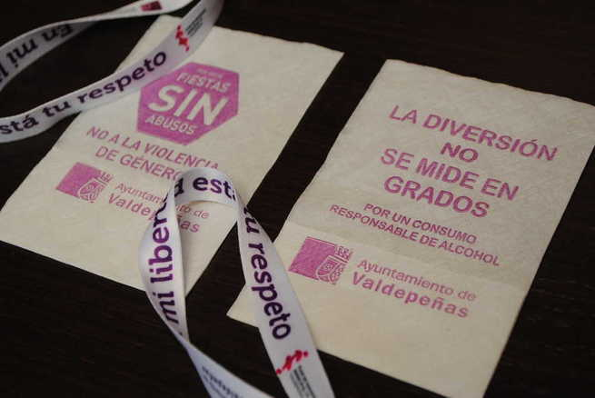 Las Fiestas del Vino de Valdepeñas contarán con un punto de atención contra agresiones sexuales y LGTBIQ-fóbicas