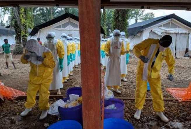 90 muertos por una nueva epidema de Ébola en Kivu Norte e Ituri