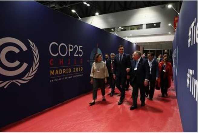 Este lunes da comienzo la Cumbre del Clima en Madrid con ausencias muy destacadas