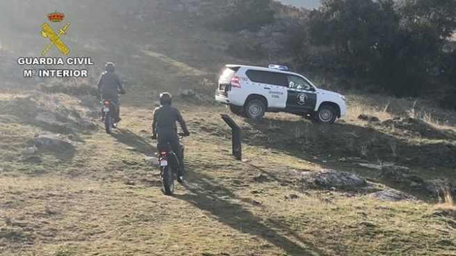 Agentes de la Guardia Civil recuperan 257 piezas arqueológicas que fueron expoliadas hace más de 30 años