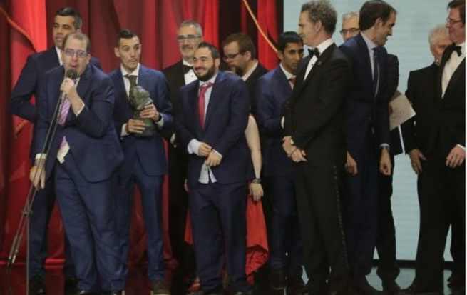 Campeones se corona como la mejor película en los Premios Goya