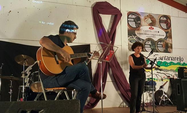 El Instituto de la Mujer de Castilla-La Mancha agradece la implicación del Festival Solidario Fonta-Rock contra la violencia de género