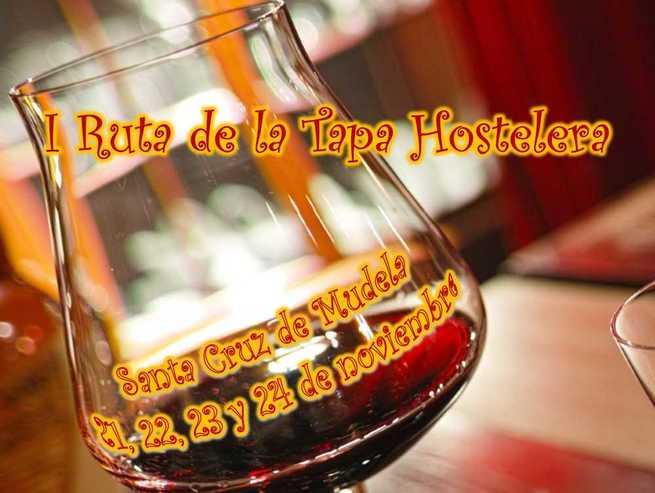 Santa Cruz de Mudela celebra este fin de semana su primera ruta de la tapa
