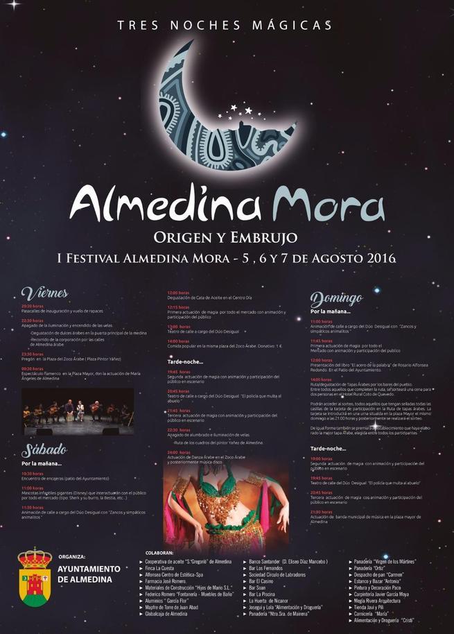 Veinte mil velas y antorchas devolverán a Almedina a sus orígenes árabes el próximo fin de semana