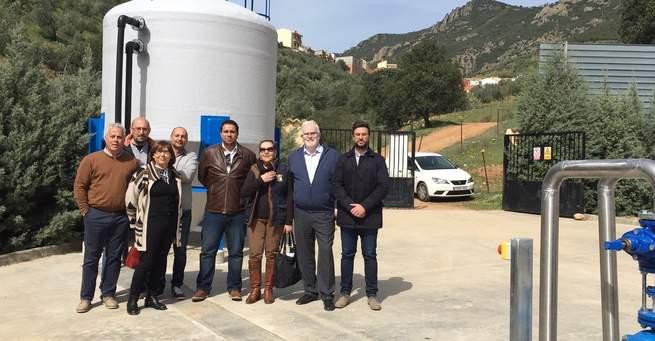 El Gobierno de Castilla-La Mancha invierte 108.000 euros en mejorar la depuración de aguas en Solana del Pino