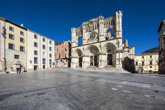 El Gobierno regional aportará cinco millones de euros para la construcción de los nuevos accesos al casco antiguo de Cuenca