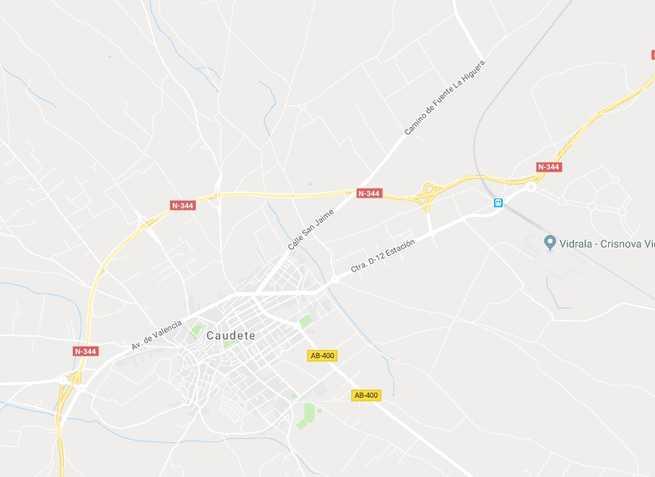 Fallece un matrimonio al ser arrastrado el vehículo en el que viajaban en Caudete
