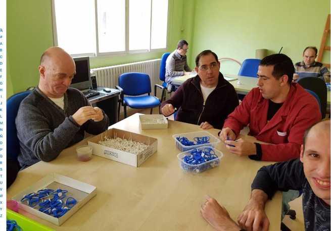 El Gobierno de Castilla-La Mancha aborda con ASPRONA el seguimiento de los distintos programas que esta entidad mantiene con la Consejería de Bienestar Social