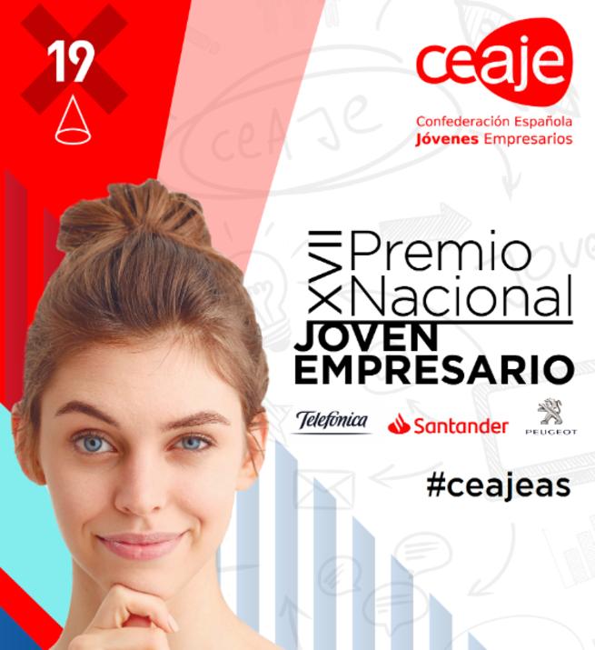 CEAJE convoca la XVII edición del Premio Nacional Joven Empresario