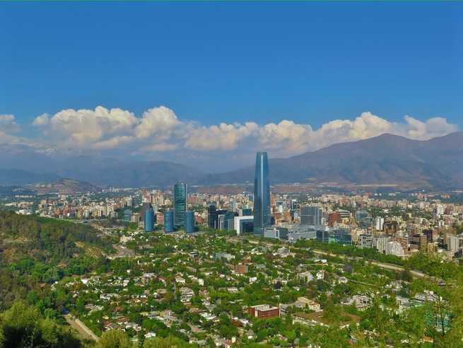 Conoce la forma más barata y emocionante de conocer Santiago de Chile