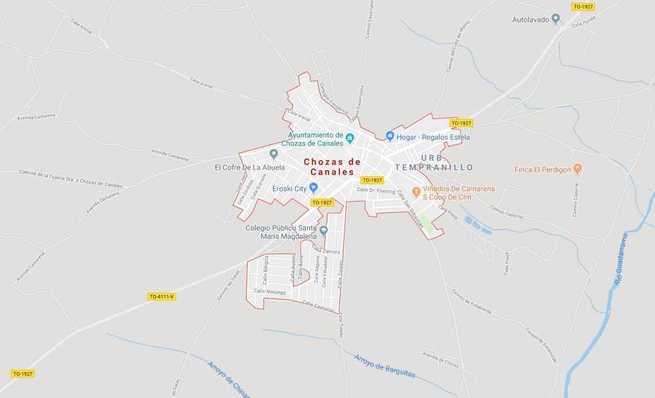 Detenidas dos personas por un delito grave de lesiones cometido en el recinto ferial de Chozas de Canales (Toledo)