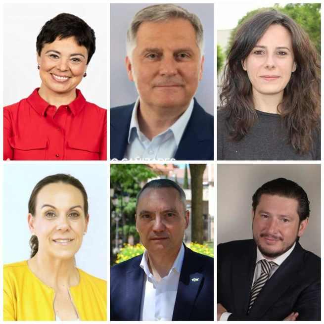La Cadena SER en Ciudad Real organiza sendos debates electorales con los candidatos a las alcaldías de la capital provincial y Alcázar de San Juan