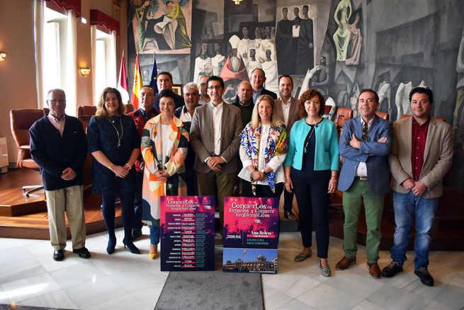 Pilar Zamora agradece a la Diputación su apuesta por promocionar la tierra a través de la cultura de calidad