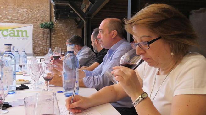 Imagen: Altas puntuaciones en el concurso regional de calidad de vinos de FERCAM