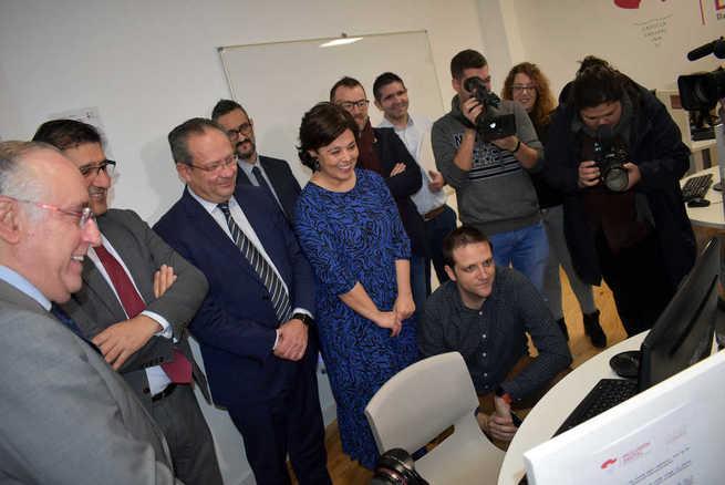 Ciudad Real cuenta con 20 Puntos de Inclusión Digital para fomentar la administración electrónica