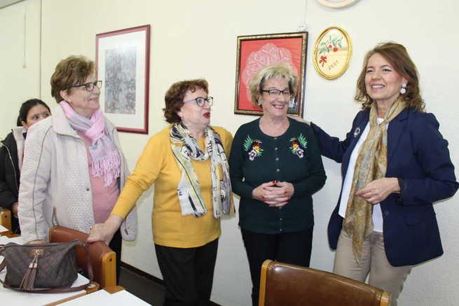 El Gobierno de Castilla-La Mancha pone en valor la Red de Centros de Mayores de la región