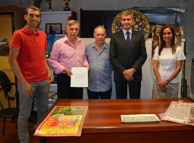 Imagen: La Diputación de Toledo destina 6.000 euros a la promoción del mercado de de artesanía y antigüedades de Talavera de la Reina