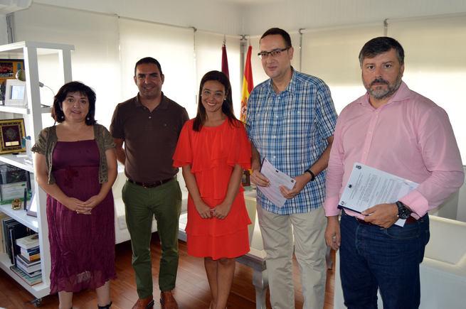 El Ayuntamiento de Ciudad Real incrementa el apoyo a los clubes deportivos de categoría nacional de la capital