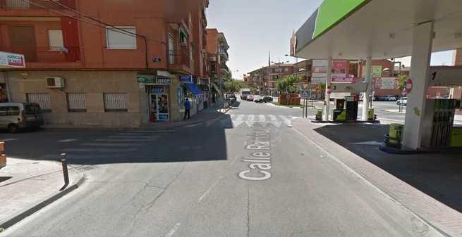 Dos policías locales acuden al aviso por una pelea en Fuensalida y resultan heridos