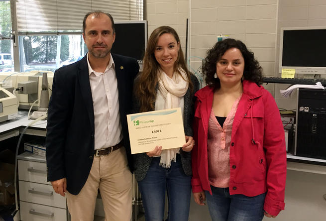 Imagen: Una investigadora de la UCLM obtiene el premio a la mejor tesis doctoral en fluidos comprimidos