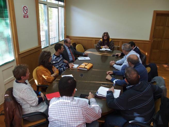 Imagen: El Ayuntamiento muestra su apoyo a Cuenca Abstracta 2016 y le invita a entrar a formar parte del proyecto que englobará el XX Aniversario de Cuenca como Ciudad Patrimonio